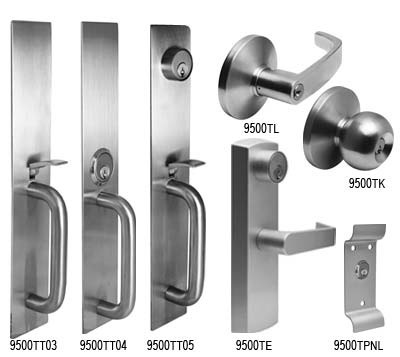 Pointe-Claire Locksmith: Security Bars, Safety Bars, Door Closers